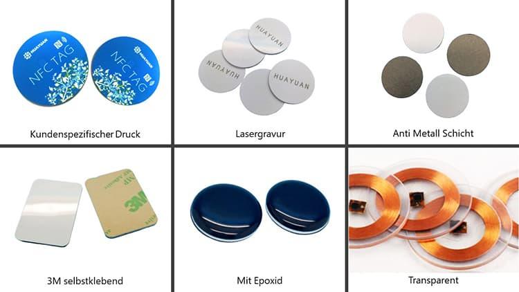 Crafts-des-RFID-PVC-Disc-Tag