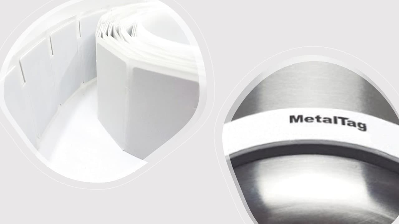 Flexible RFID Auf Metall Tag