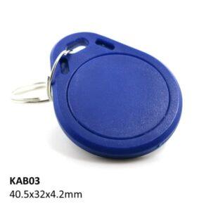 KAB03 ABS RFID Schlüsselanhänger - HUAYUAN Tech GmbH