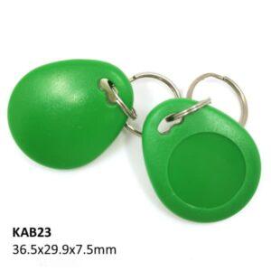 KAB23 ABS RFID Schlüsselanhänger - HUAYUAN Tech GmbH