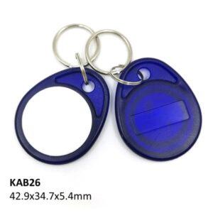 KAB26 ABS RFID Schlüsselanhänger - HUAYUAN Tech GmbH