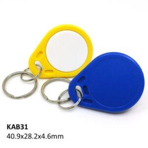 KAB31 ABS RFID Schlüsselanhänger - HUAYUAN Tech GmbH