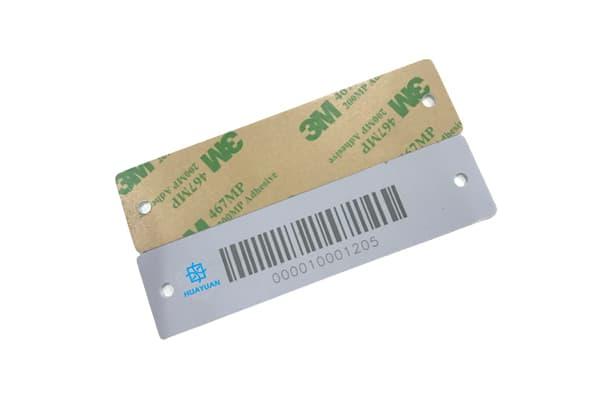 PVC RFID Mülltonen Tag