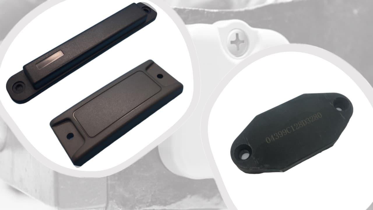 Plastik RFID Auf Metall Tag - HUAYUAN Tech GmbH