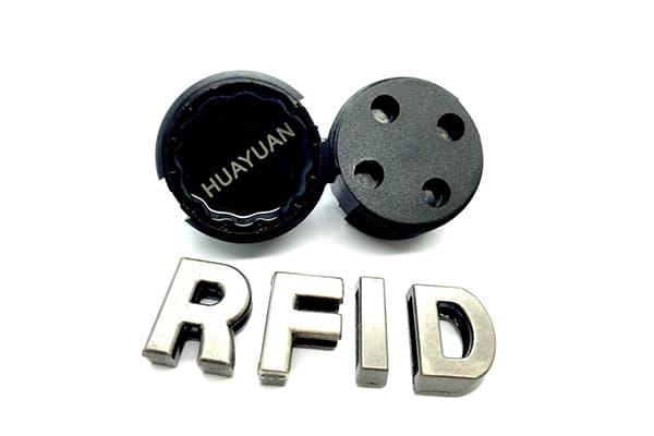 rfid-Etikett für Wurmabfallbehälter
