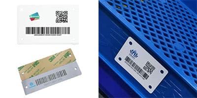 RFID eKanban for Pallet Tagging
